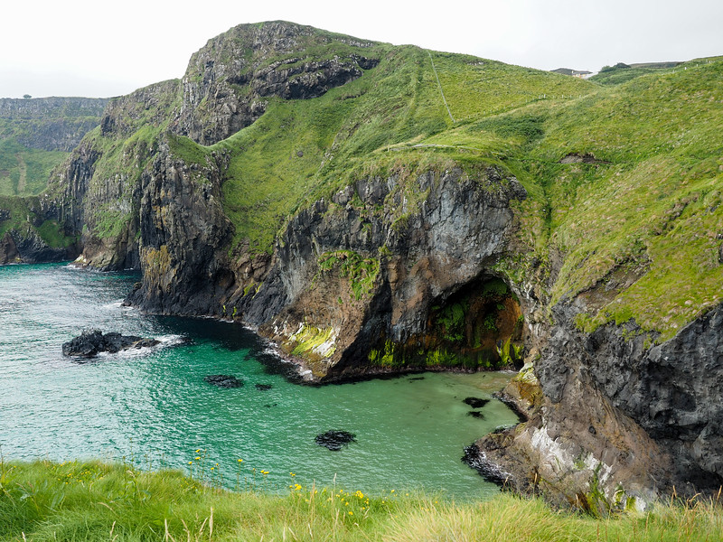 Carrick-a-Rede islands