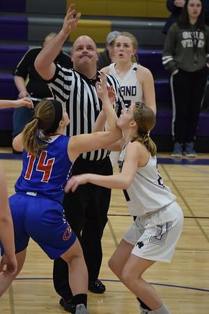 Durand Varsity girls hoops vs. Glenwood City, Jan. 22, 2019
