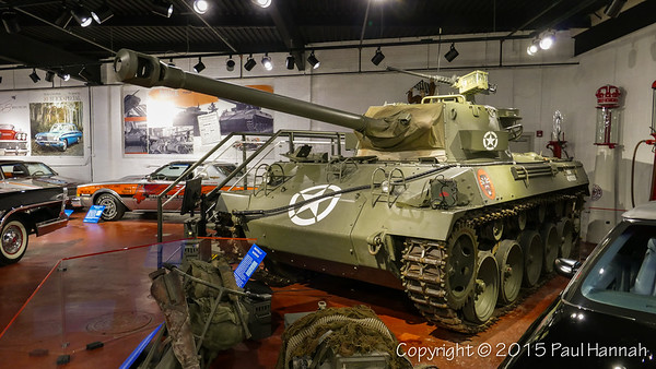 Buick Gallery - Flint, MI - M-18 Hellcat & Friends