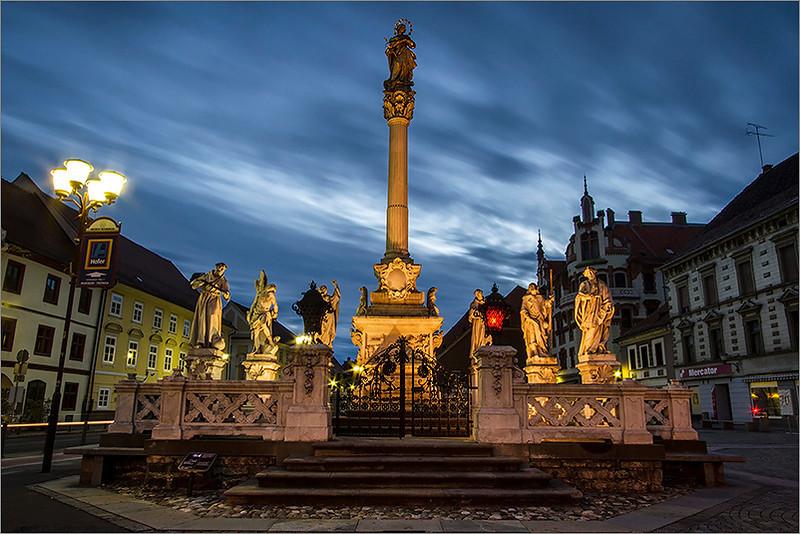 Maribor - city market