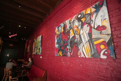 Arthur Hideout Paintings
