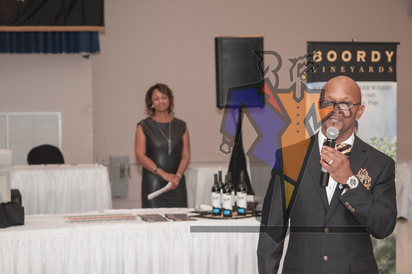 Alpha Phi Alpha 4th Annual Taste of Black and Gold 9-20-2014