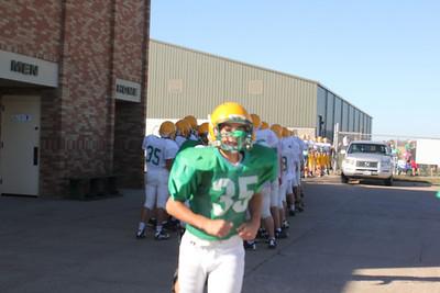 8th grade Grn-Wht 10-7-10