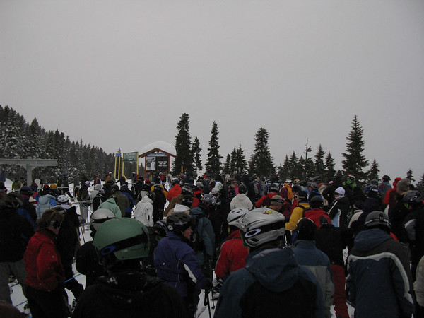 Whistler Sunday January 7th
