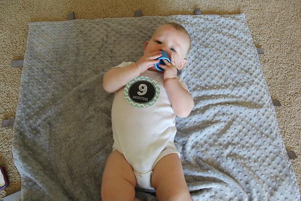 Alex 9 Months Old