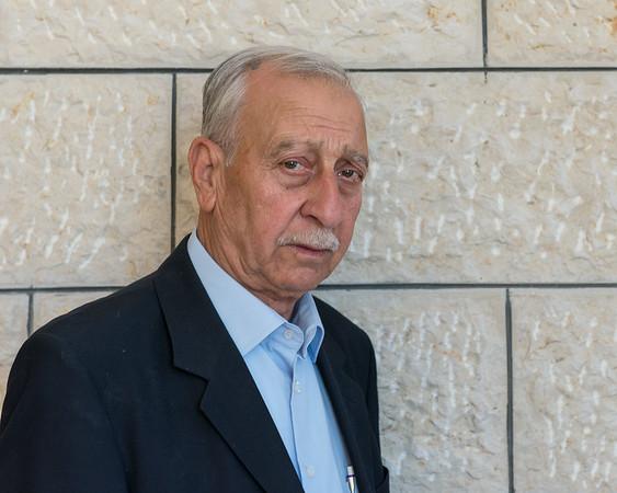 Kiryat Luza, W Bank