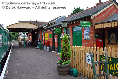 Isfield Station