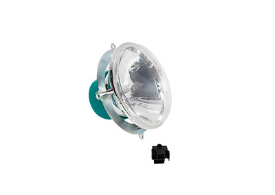ZETOR PROXIMER SERIES MAIN HEAD LIGHT LAMP WITH LIFT UP BONNET