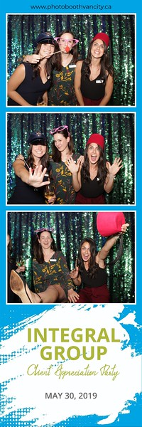Integral Group - Photo Booth