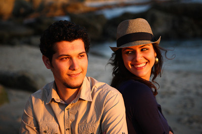 Sahar and Mehdi Engagement - Zaviani Proofs