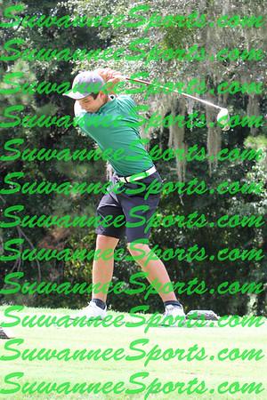Suwannee High School Golf 2014