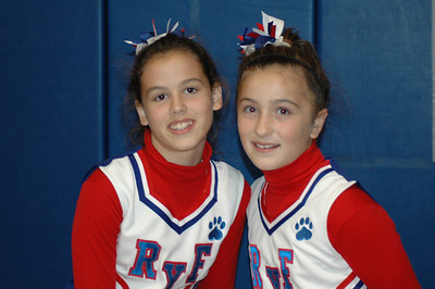 Carly's Cheerleading 2007
