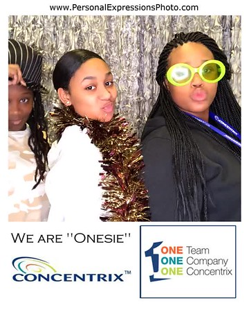 "2019 - Concentrix ~ We are ""Onesies"""