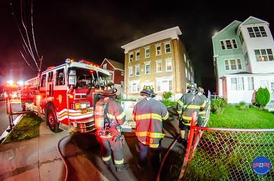 Structure Fire - 57 Shultas Pl, Hartford, CT - 5/19/19