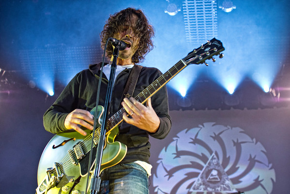 Soundgarden May 21, 2013
