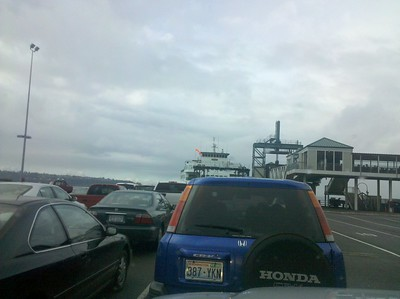 Ferry Ride to Bremerton