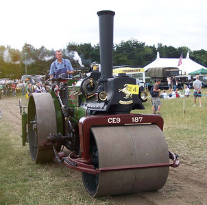 Dave's Traction Engines