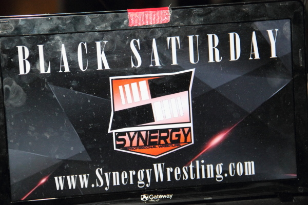 "2018-11-24: Synergy: ""Black Saturday"" @ Manville, NJ"