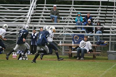 Seniors - Aug 12 Rams vs Cowboys