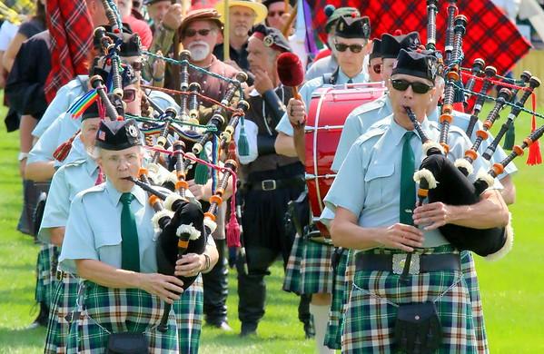 Quechee Highland Games, 2017