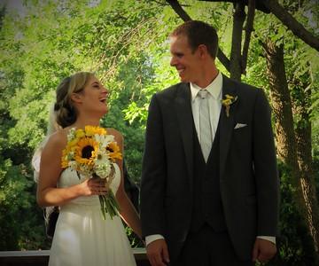 Anson and Lyndsey's Wedding