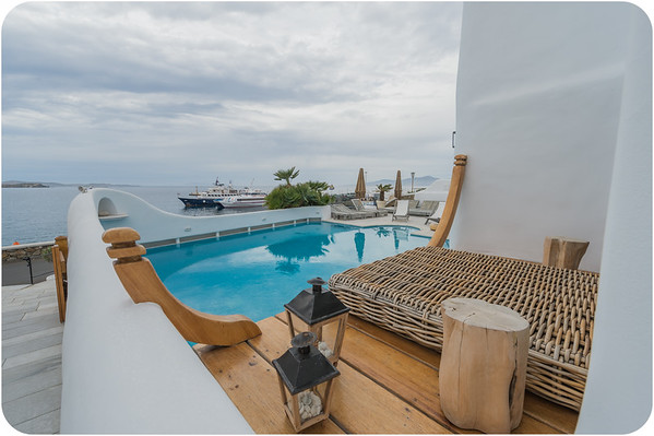 Harmony Hotel/ Mykonos, Greece