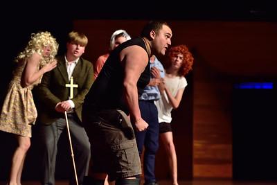 Whangarei Boys' High School: The Comedy of Errors