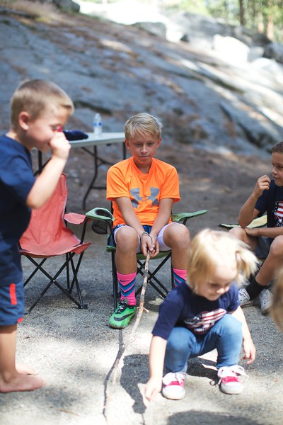 4th of July Camping 2015