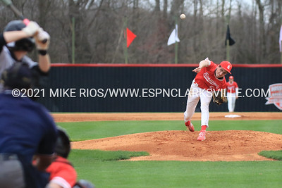RHS vs Springfield Baseball 3-16-21