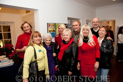 December 14th, 2010 Holiday Social at the Art and Culture Center of Hollywood