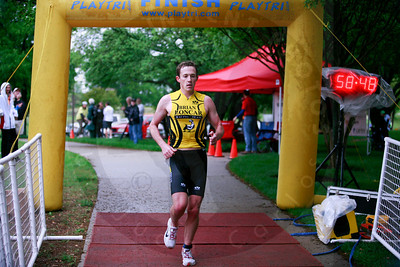 King Tut Triathlon April 18, 2010 Running 58-115