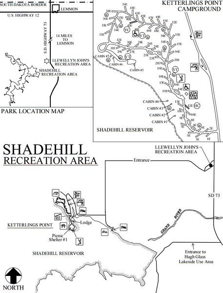 Shadehill Recreation Area