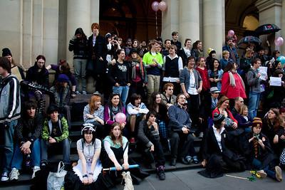Melbourne Freeze Frame 2011