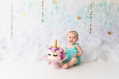 Emi S 1 Year Cake Smash
