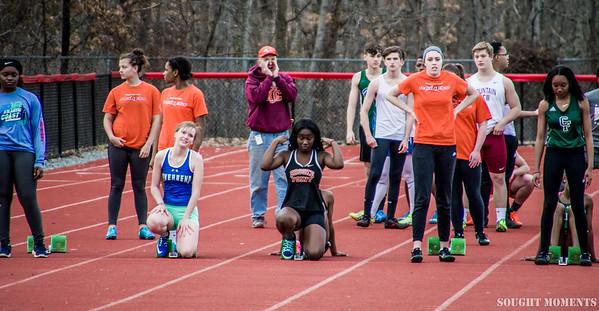 55m Ladies Sprints