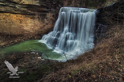 Tennessee Water Falls