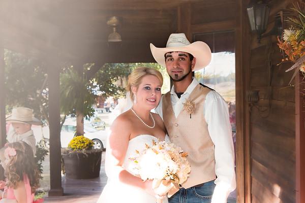 Wedding Sarah & Brian 11-5-16