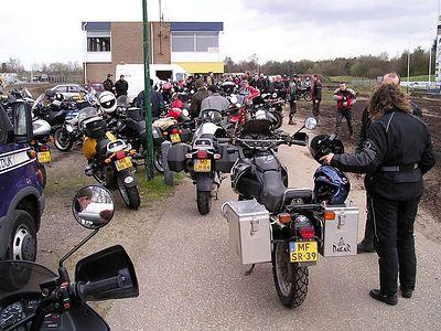 BMWGSClub Valkenswaard maart 2004