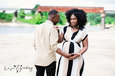 Marika and Jared's Maternity Session