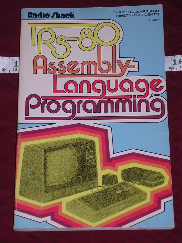 62-2006 TRS-80 Assembly Language Programming pic1.JPG