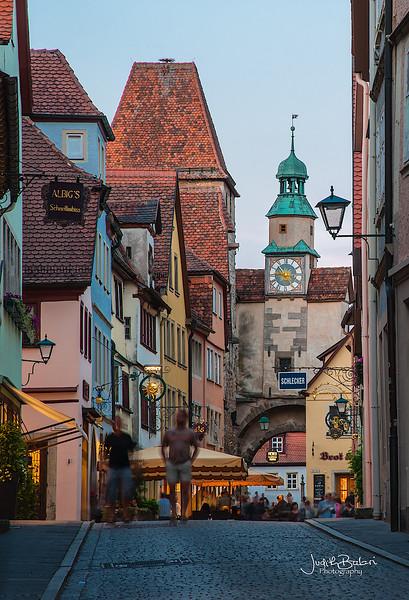 Rottemburg ober der Tauber, Germany