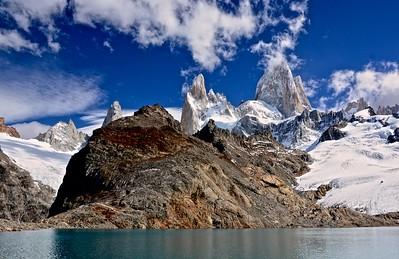 Hiking Argentinian Patagonia