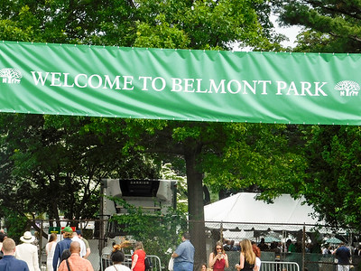 2016-06-11 Belmont Stakes