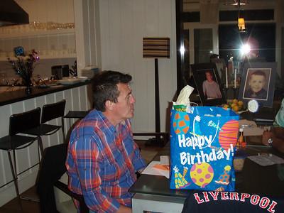 Jim's Surprise Party