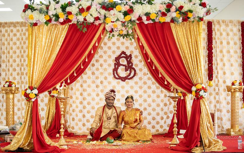 Chandra Weds Sravya
