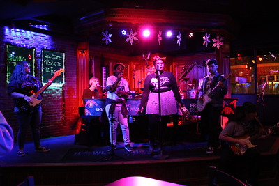 2017 Giving Tuesday Party @ Howl at the Moon