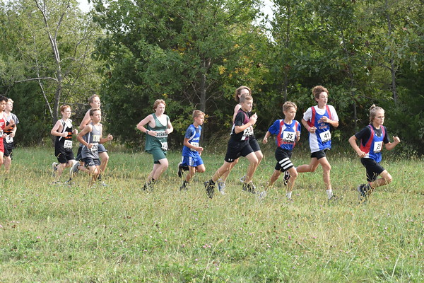 Cross Country @ Waverly