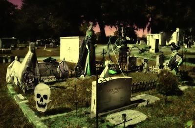 Old Biloxi Cemetery Tour 2018