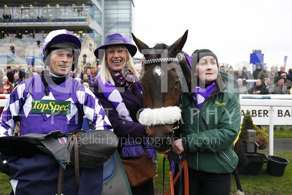 Doncaster Races - Sat 25 January 2020