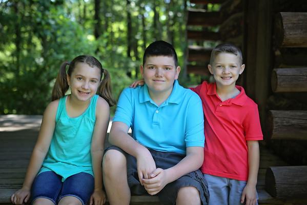 Lexi, Ethan, & Calvin